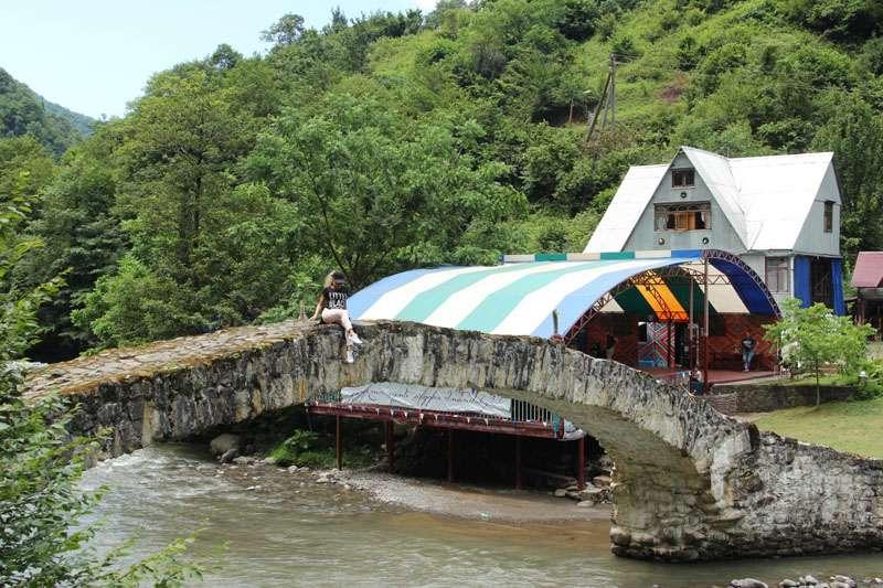 Мост в Мачахела