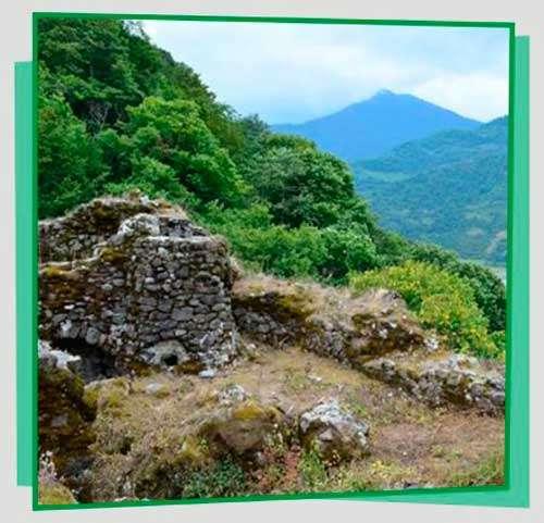 Крепость Гвара