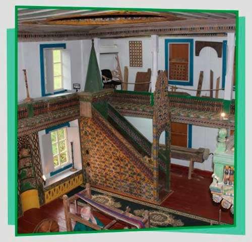 Музей в Чхутенети